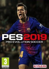 Pro Evolution Soccer 2019 (PES 2019) Standard Edition Steam