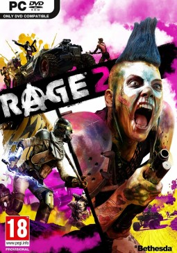 Joc Rage 2 EMEA Bethesda CD Key pentru Official Website