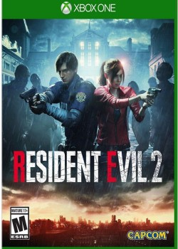Resident Evil 2 / Biohazard RE:2 EU XBOX One Key