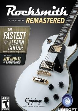Joc Rocksmith 2014 Edition - Remastered Steam CD-Key pentru Steam