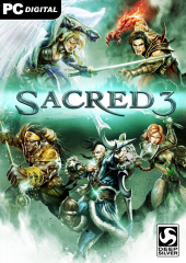 Sacred 3