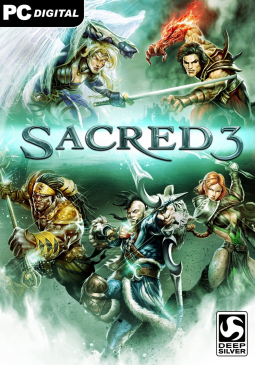 Joc Sacred 3 pentru Steam