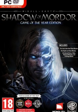 Joc Middle-Earth: Shadow of Mordor GOTY Edition Steam CD Key pentru Steam