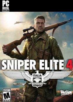 Sniper Elite 4 Steam CD Key