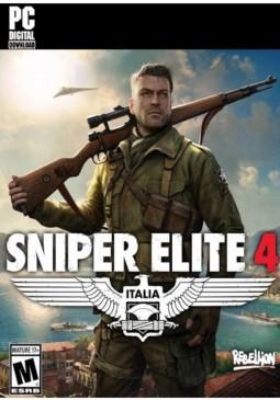 Joc Sniper Elite 4 Steam CD Key pentru Steam