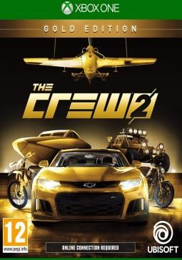 Joc The Crew 2 Gold Edition EU XBOX One CD Key pentru XBOX