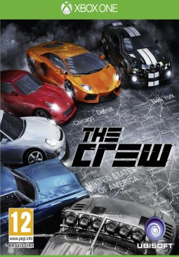 Joc The Crew XBOX ONE Key pentru XBOX