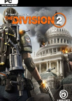 Tom Clancy's The Division 2 Uplay Europe CD Key