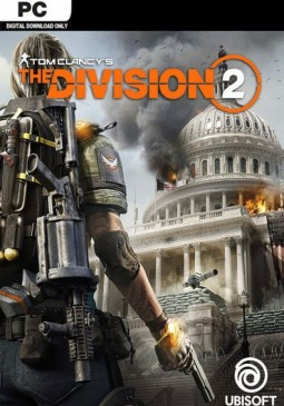 Joc Tom Clancy s The Division 2 Uplay Europe CD Key pentru Uplay