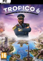 Tropico 6 EU STEAM CD-Key