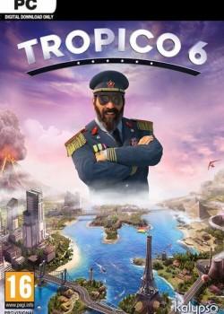 Tropico 6 EU STEAM CD-Key