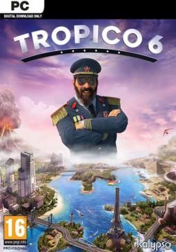 Joc Tropico 6 EU STEAM CD-Key pentru Steam