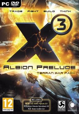 Joc X3 Terran war pack pentru Promo Offers