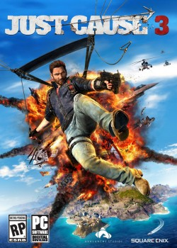 Just cause 3 code with instant delivery