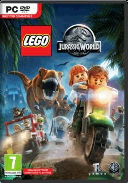 Joc LEGO Jurassic World Steam CD Key pentru Steam