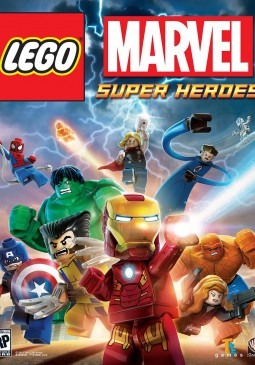 Joc LEGO Marvel Super Heroes Steam Key pentru Steam