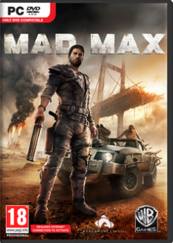 Mad Max Steam CD Key game code with instant delivery.