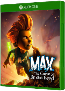 Max: The Curse of Brotherhood Xbox One Key code with instant delivery