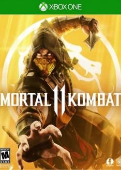 Mortal Kombat 11 XBOX LIVE Key GLOBAL