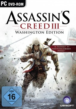 Joc Assassin's Creed 3 UPLAY PC pentru Uplay