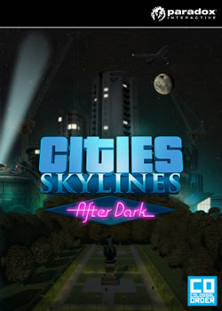Cities: Skylines After Dark Steam Key game code with instant delivery.