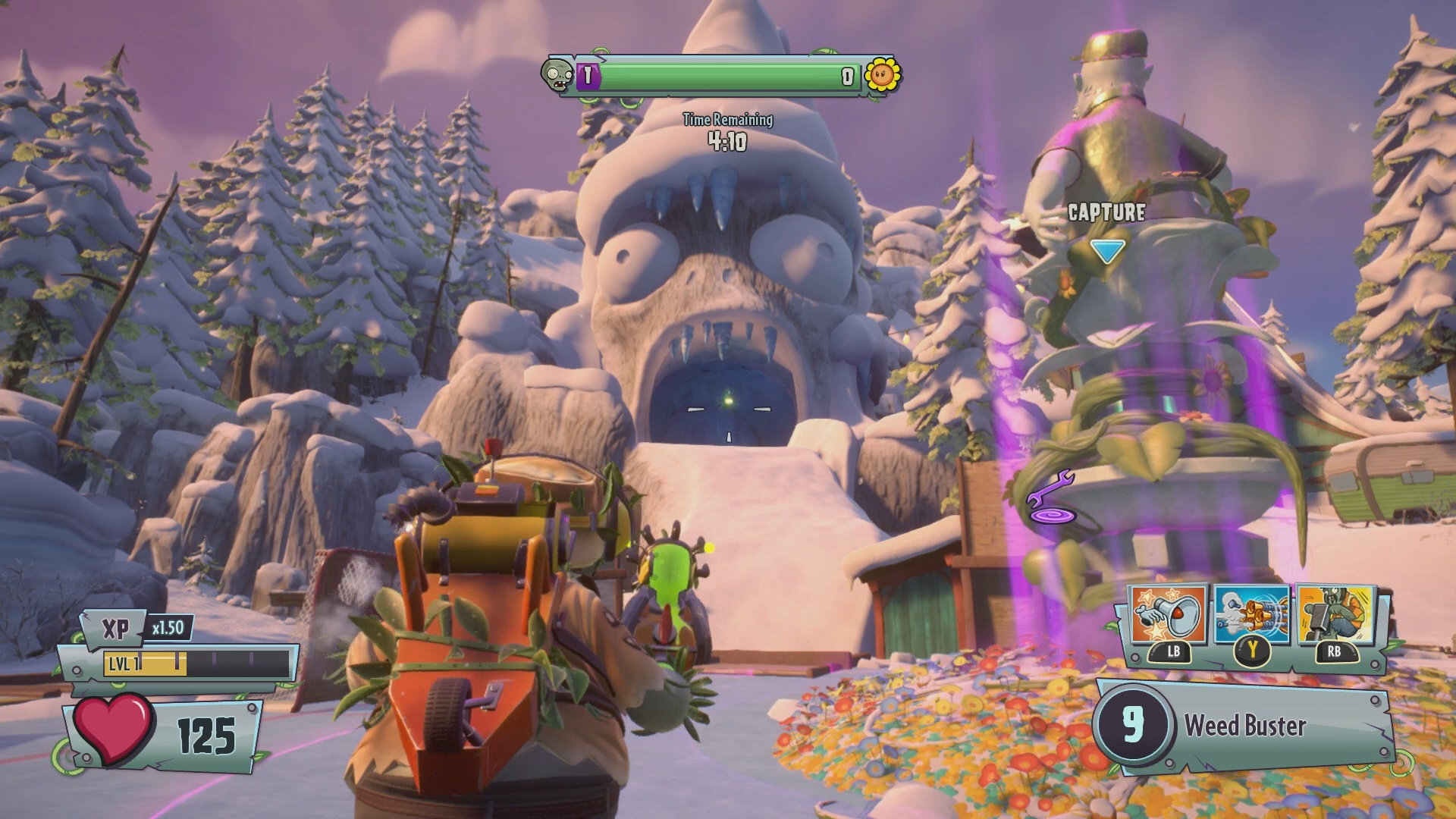 ... View A Larger Version Of Plants Vs. Zombies: Garden Warfare 2 3/6 ...