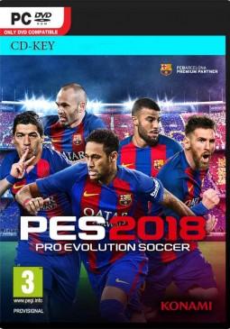 Joc Pro Evolution Soccer 2018 pentru Steam
