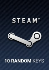 Random x 10 Keys Steam