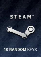 Random x 10 Keys Steam