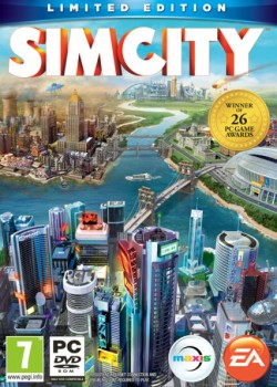 SimCity (Limited Edition) code with instant delivery