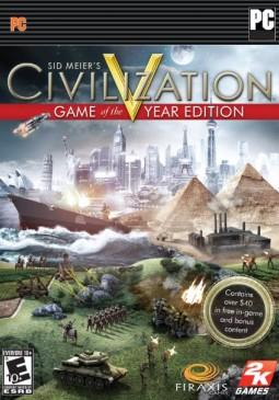 Joc Sid Meier s Civilization V Game of the Year Edition pentru Steam