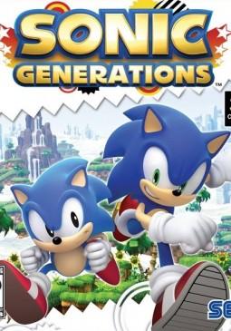 Joc Sonic Generations pentru Steam