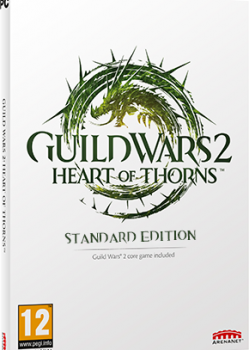 Guild Wars 2: Heart of Thorns - Standard CD-KEY game code with instant delivery.