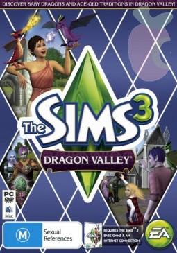Joc The Sims 3: Dragon Valley pentru Origin