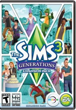Joc The Sims 3: Generations pentru Origin