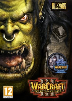 Warcraft 3 Gold Edition CD Key Global