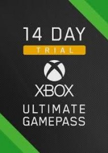 XBOX GAME PASS ULTIMATE TRIAL 14 DAYS