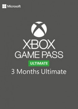 Xbox Game Pass Ultimate - 3 Month