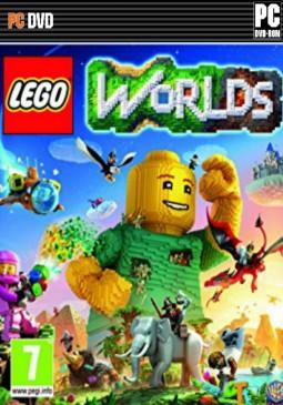 Joc LEGO Worlds pentru Steam