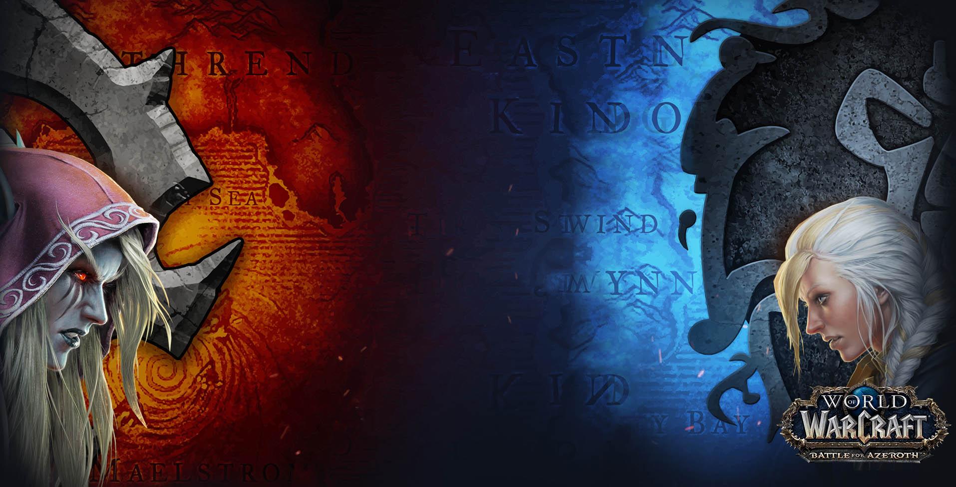 World of Warcraft: Battle for Azeroth EU PC