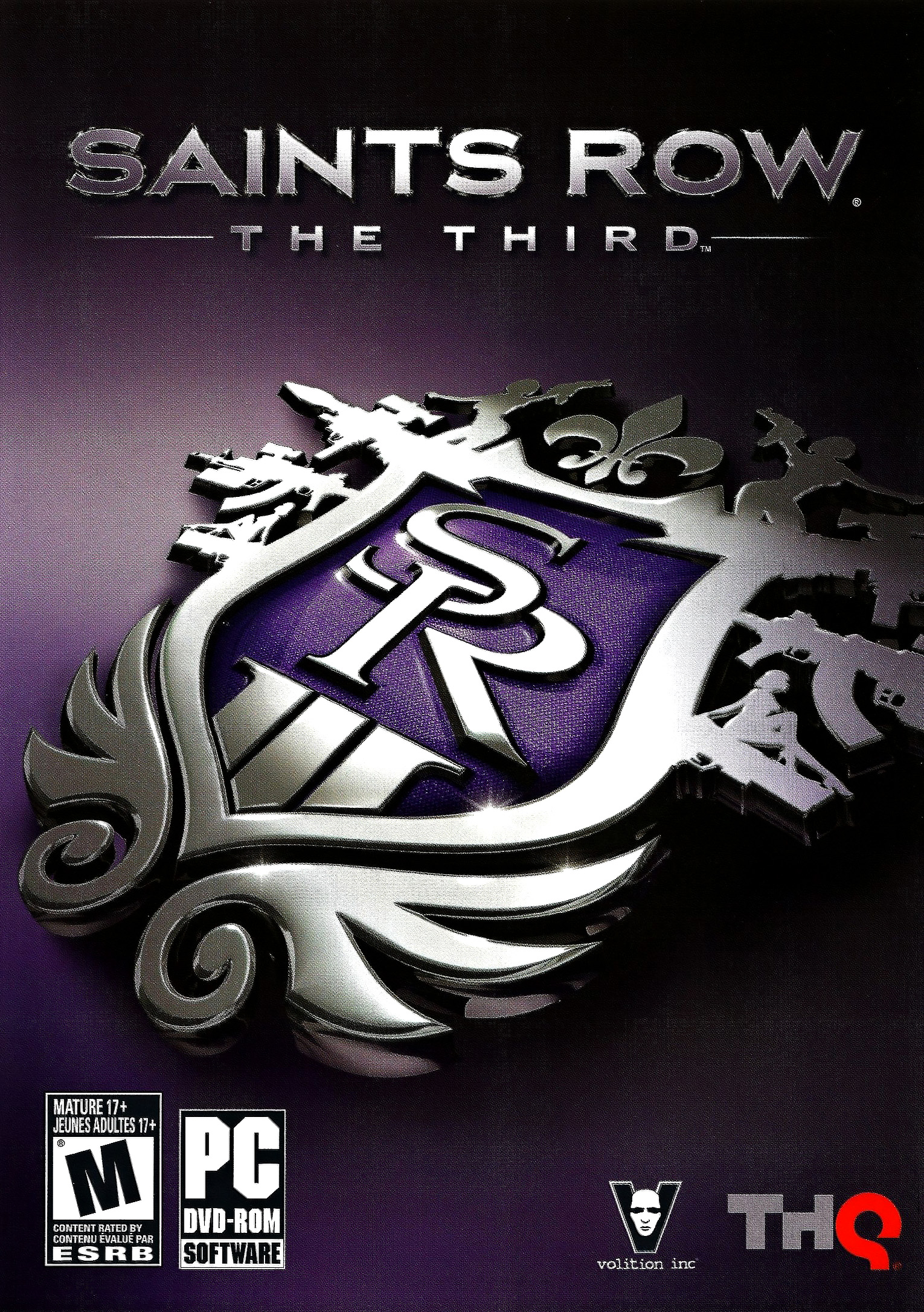 Saints And Angels Oracle Cards: Saints Row The Third