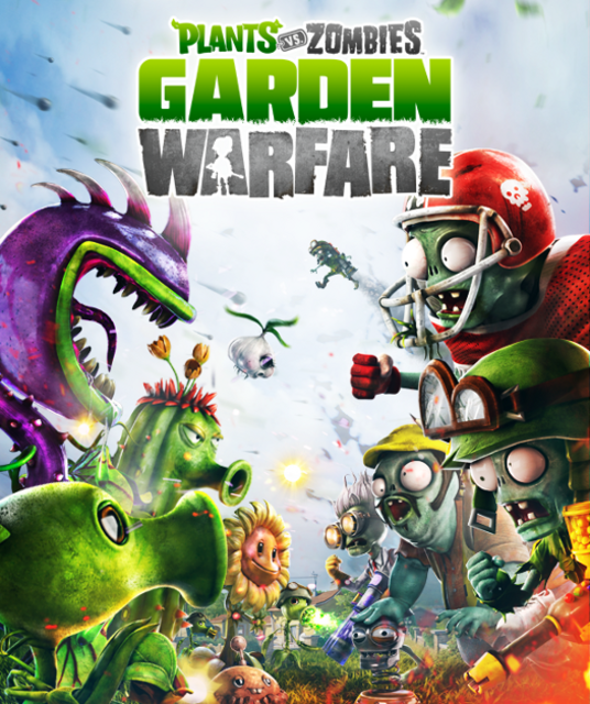 Plants Vs Zombies Garden Warfare Digital Deluxe