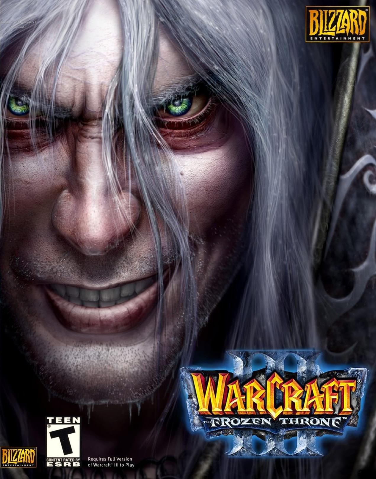 WarCraft III: Reign of Chaos, The Frozen Throne and ...