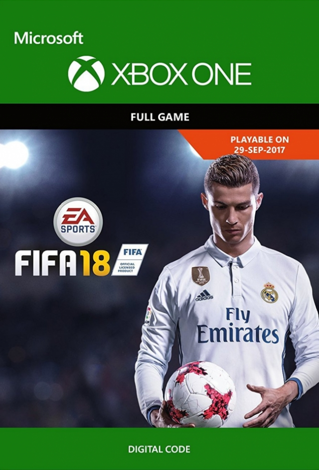 fifa 18 xbox one cd key. Black Bedroom Furniture Sets. Home Design Ideas