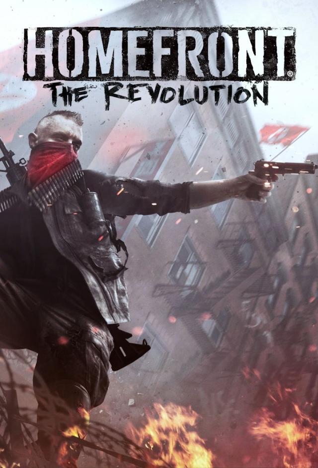 homefront the revolution все dlc скачать торрент