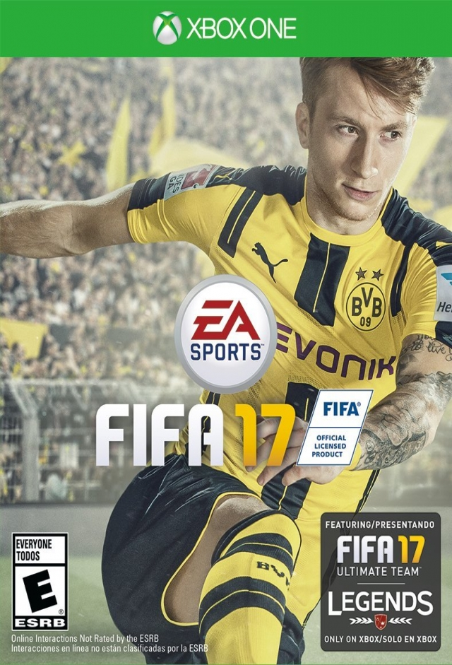 fifa 17 xbox one. Black Bedroom Furniture Sets. Home Design Ideas