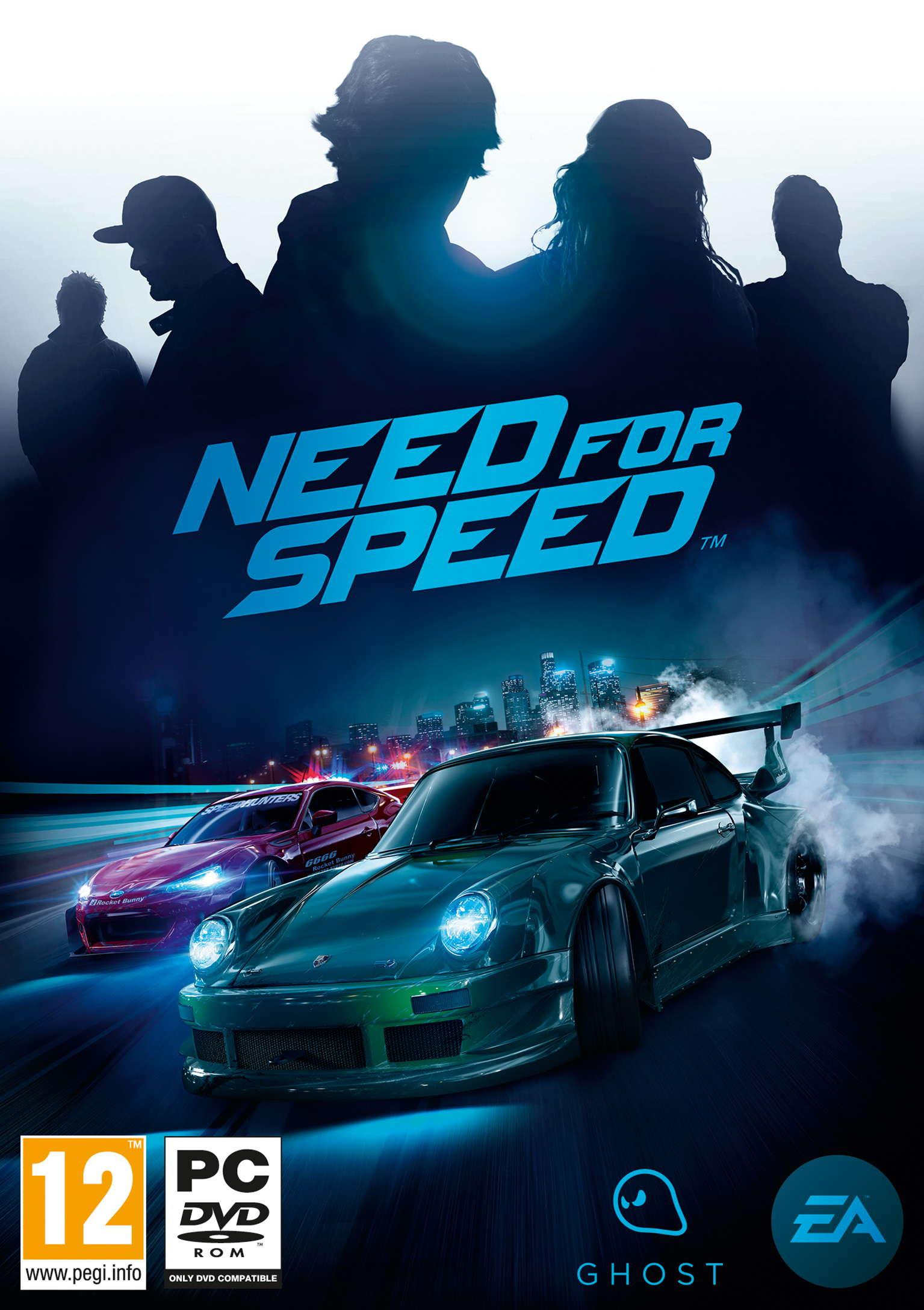 Скачать Need for Speed 2015 2015 через торрент бесплатно