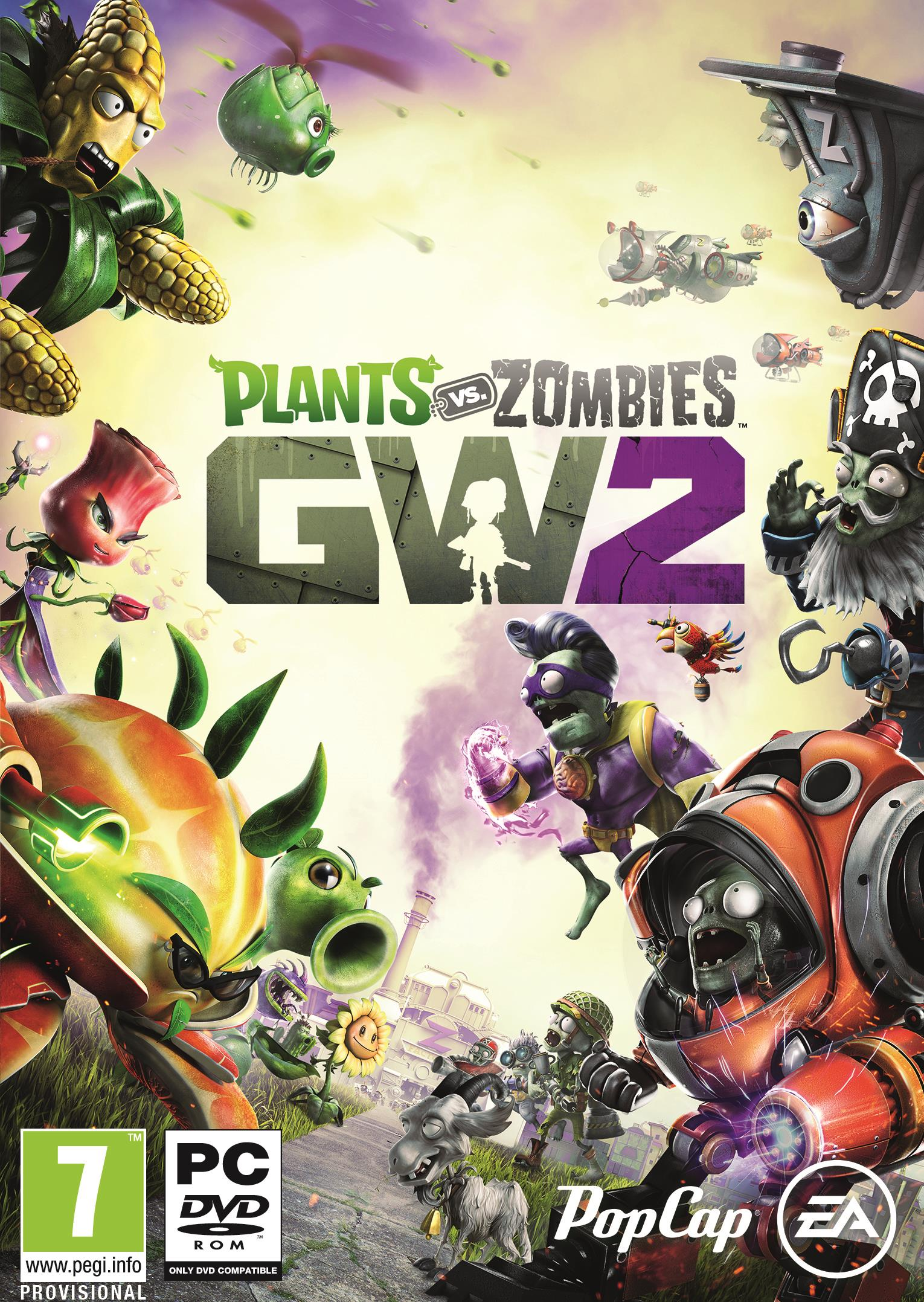 Plants vs zombies 2 release date in Perth